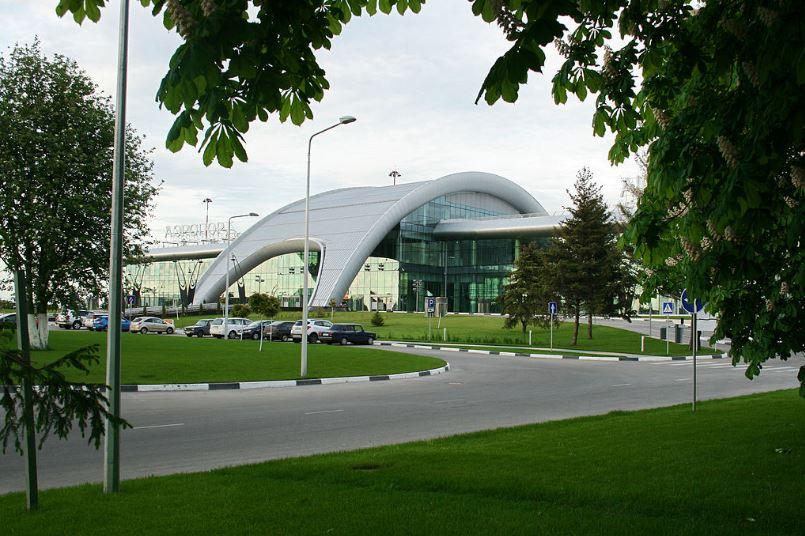 Международный аэропорт Белгород на проспекте Богдана Хмельницкого