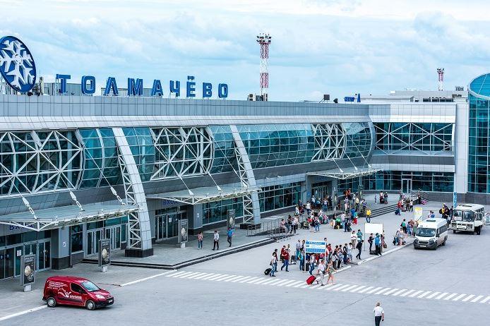 Аэропорт Толмачёво - международный аэропорт Новосибирска