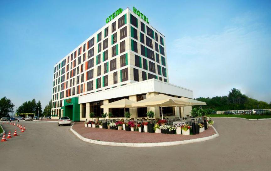 Гостиница Sky Port 4* в Новосибирске