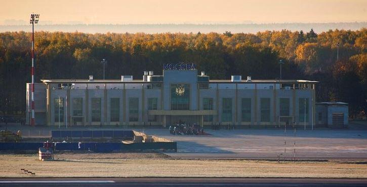 Второй комплекс аэропорта - Внуково-2