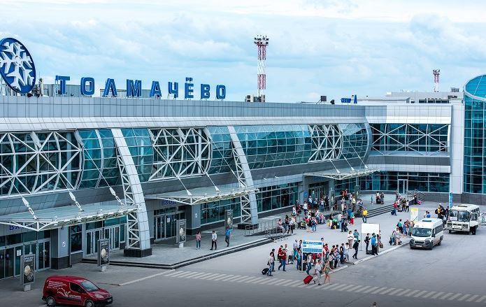 Аэропорт Толмачёво - хаб авиакомпании S7 Airlines
