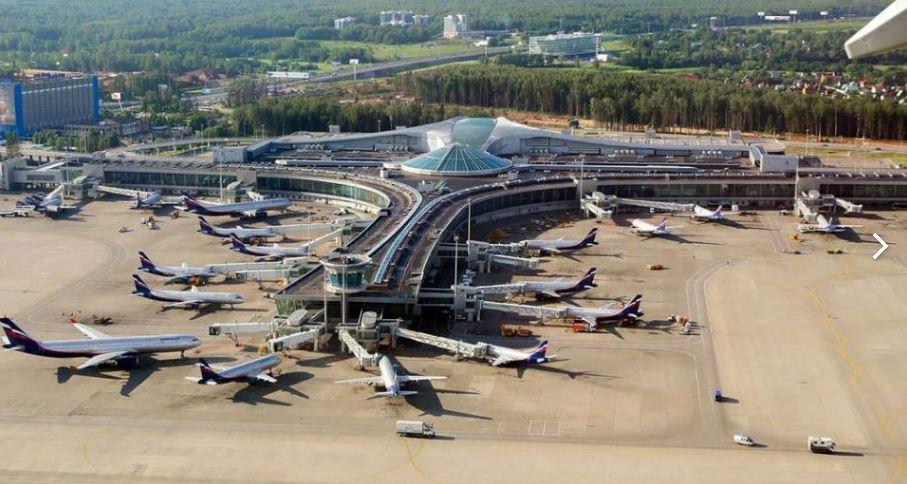 Аэропорт Шереметьево - Базовый аэропорт российской чартерной авиакомпании Роял Флайт