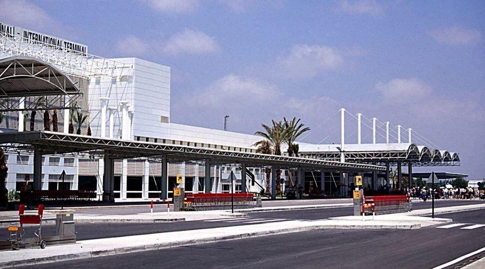 Аэропорт Анталия - международный аэропорт Турции