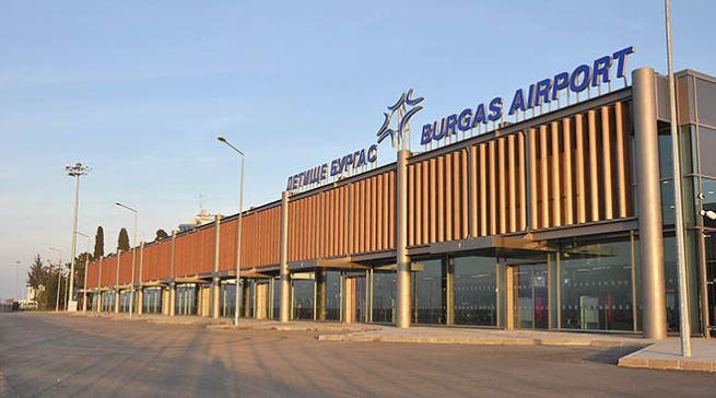 Аэропорт Бургас - международный аэропорт Болгарии