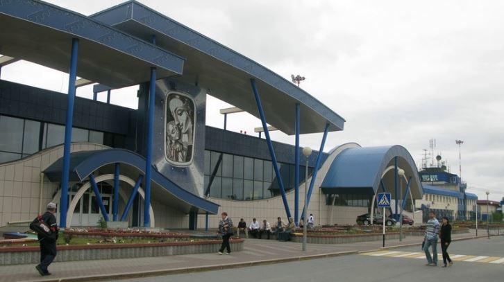 Международный аэропорт федерального значения Сургут