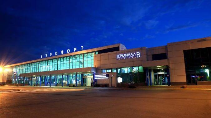 """Международный аэропорт """"Омск-Центральный"""""""
